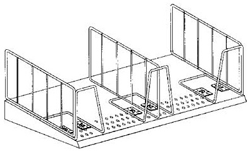 Shelf Fencing
