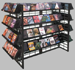 DVD Displays
